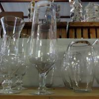 Glass vases from R150