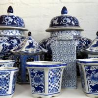 blue china from R65- R1200